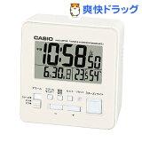 カシオ 電波置時計 ホワイト DQD-805J-7JF(1コ入)
