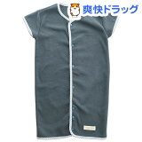 アンジェロラックス 2ウェイ 袖付きフリーススリーパー ブルー 80-100(1コ入)