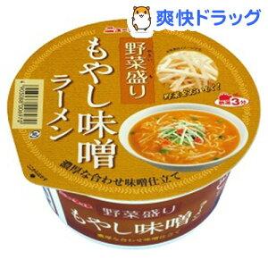 ニュータッチ 野菜盛り もやし味噌ラーメン(1コ入)【ニュータッチ】[カップラーメン カップ麺…