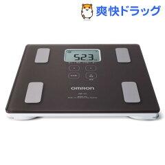 オムロン 体重体組成計 カラダスキャン HBF-214-BW(1台)【カラダスキャン】[体重計…