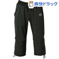 G-フィット エアパン カプリパンツ MS-N007PP ブラック Lサイズ / G-フィット / スポーツウエア...