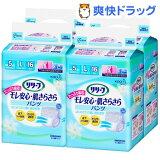 リリーフ モレ安心・肌さらさら パンツ Lサイズ ケース販売(16枚×4コ(64枚)入)