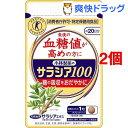 小林製薬のサラシア100(60粒*2コセット)【小林製薬の栄...