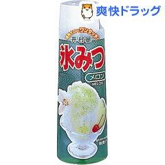 井村屋 氷みつ メロン(370g)