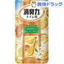 トイレの消臭力 オレンジ(400mL)【消臭力】[消臭剤]