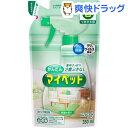 爽快ドラッグで買える「かんたんマイペット 住居用洗剤 詰め替え(350ml【マイペット】」の画像です。価格は297円になります。