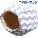 PuChiko キャットボール グレー*ホワイト(1コ入)【