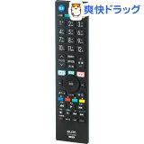 エルパ 地上デジタル用テレビリモコン 三菱テレビ用 RC-TV009MI(1コ入)