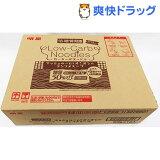 明星 低糖質麺 ローカーボ ヌードル マッシュルームとオニオンのコンソメスープ(12コセット)