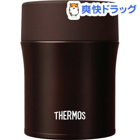 サーモス 真空断熱スープジャー 0.5L チョコ JBM-502 CHO(1コ入)【サーモス(THERMOS)】[500ml]
