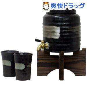 永光 焼酎サーバー ブラウン(2L)【永光】