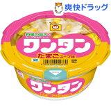 マルちゃん ワンタン たまごスープ味 ケース(12コ入)