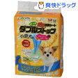 ダブルストップ小型犬用フレッシュフローラルの香り レギュラー(112枚入)【クリーンワン】