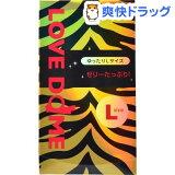 ラブドーム タイガー ゆったりLサイズ(コンドーム)(12コ入)