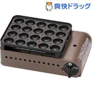 イワタニ カセットガスたこ焼き器「スーパー炎たこ」CB-ETK-1(1台)【イワタニ】【送料無料】