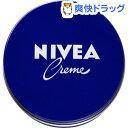 ニベアクリーム 青缶 大缶(169g)花王【ニベア】