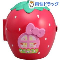 こえだちゃん おしゃべりコレクション ハローキティ いちごのキッチンハウス / こえだちゃん / ...
