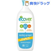 エコベール 食器用洗剤 カモミール(1L)【エコベール(ECOVER)】[液体洗剤 キッチン用]
