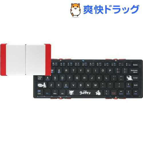 3E Bluetooth キーボード NEO ウルトラマン 3E-BKY8-UL1(1台)【3E(スリーイー)】画像