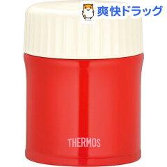 サーモス 真空断熱フードコンテナー JBI-380 トマト / サーモス(THERMOS)☆送料無料☆サーモス ...