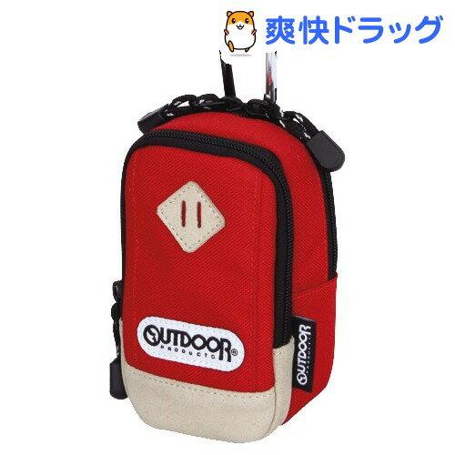 バッグ・ケース, コンパクトカメラ用カメラケース  01 ODCP01RD(1)(OUTDOOR)
