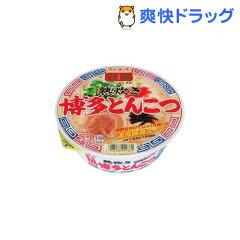 ニュータッチ 凄麺 熟炊き博多とんこつ(1コ入)【ニュータッチ】