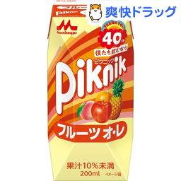 ピクニック フルーツ(200ml*24本入)