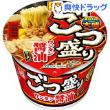 マルちゃん ごつ盛り ワンタン醤油ラーメン ケース(12コ入)