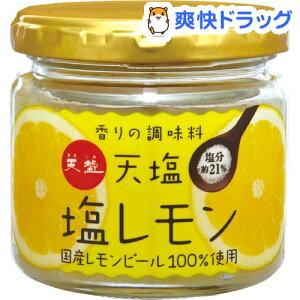 天塩 塩レモン★税抜1900円以上で送料無料★天塩 塩レモン(120g)