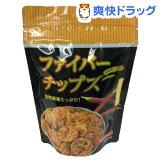 麦のいしばし ファイバーチップス 唐辛子味(30g)