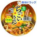 生タイプ ちっこいうどん 香り豊かな松茸風味スープ(1コ入)
