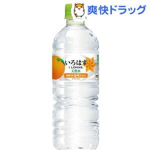 い・ろ・は・す みかん PET / いろはす(I LOHAS) / ミネラルウォーター 水 コカコーラ☆送料無...
