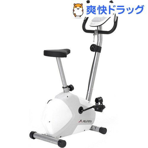 アルインコ エアロマグネティックバイク ホワイト AFB5214W(1台)【アルインコ(ALINCO)】【送料無料】