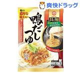 具麺 鴨だしつゆ(110g)
