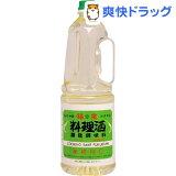 福泉 料理酒 醸造調味料 業務用C(1.8L)