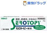 セロトピー軟膏(セルフメディケーション税制対象)(10g)