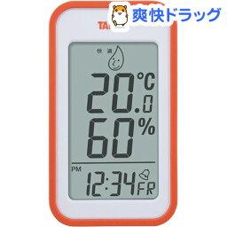 タニタ デジタル温湿度計 オレンジ TT-559-OR(1コ入)【タニタ(TANITA)】