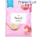 マスクソムリエ 桃 Peach(10枚入)