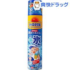 熱中対策 タオルに氷をつくるスプレー / 熱中対策 / 冷却スプレー コールドスプレー 冷却グッズ...