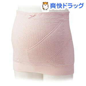 犬印 電磁波シールド妊婦帯 みらい HB8043 ピンク Lサイズ / 犬印 / 妊婦帯・腹帯☆送料無料☆...