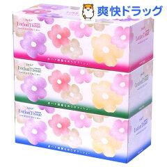 エルモア ローションティシュー(3箱入)【エルモア】[花粉対策 ティッシュペーパー 乾燥対策]