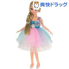 リカちゃん LD-07 レインボーパーティー / リカちゃん / パーティードレス リカちゃん人形 ベビ...