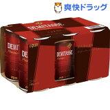 ダイドーブレンド デミタスコーヒー(150g*6本入)