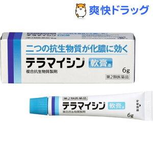 【第2類医薬品】テラマイシン軟膏a(6g)