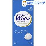 花王ホワイト 普通サイズ(6コ入)