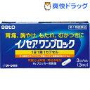 【第1類医薬品】イノセア ワンブロック(セルフメディケーショ