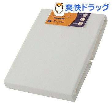 東京西川 クイックシーツ ホワイト セミダブルサイズ PMG0603506W(1枚入)【送料無料】