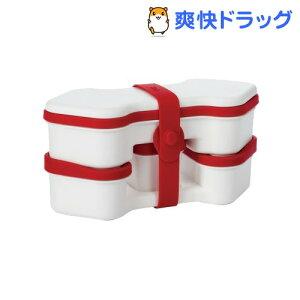 OXO BENTO BOX レッド*ホワイト 1272981 / オクソー(OXO) / キッチン用品☆送料無料☆OXO BENTO...