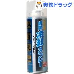 瞬間冷却スプレー お徳用(500mL)