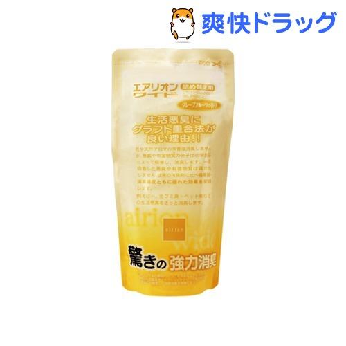 東芝 エアリオン ワイド 詰め替え用ジェル グレープフルーツの香り GEL2400(G)(1コ入)